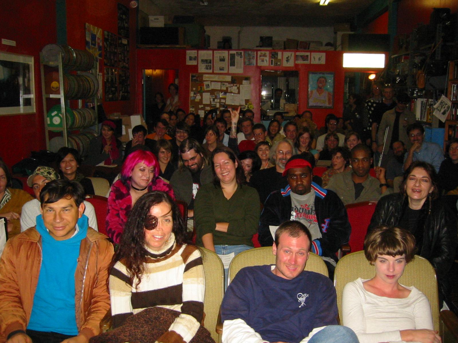 EPFC full house