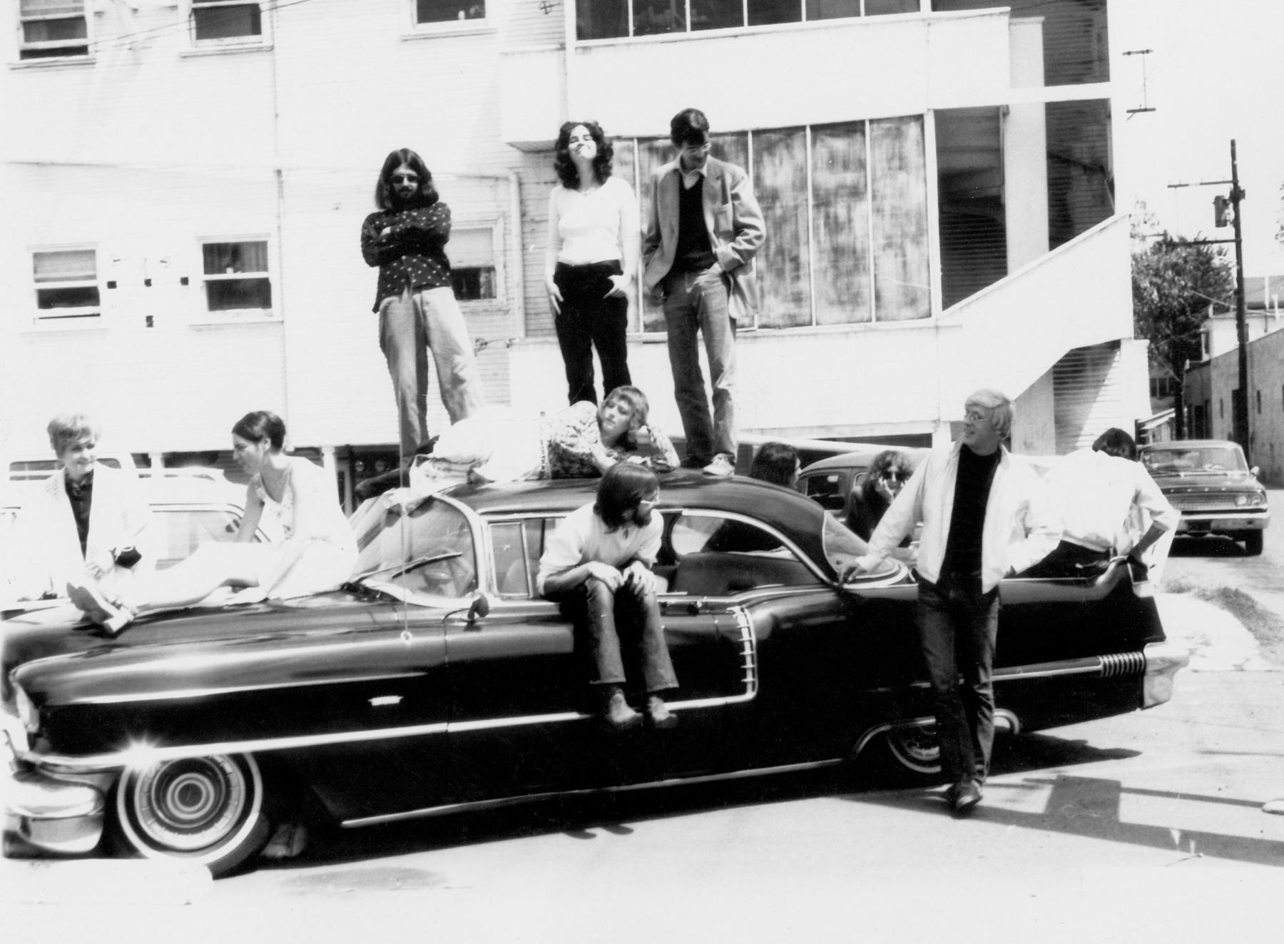 Sacramento State Graduate Art Students, 1971