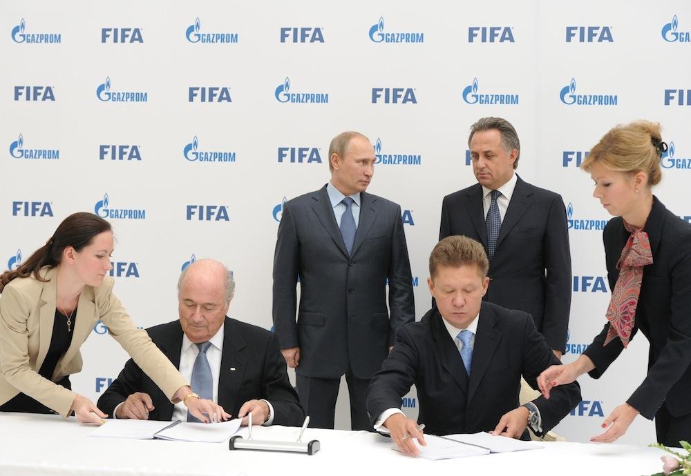 Gazprom-FIFA