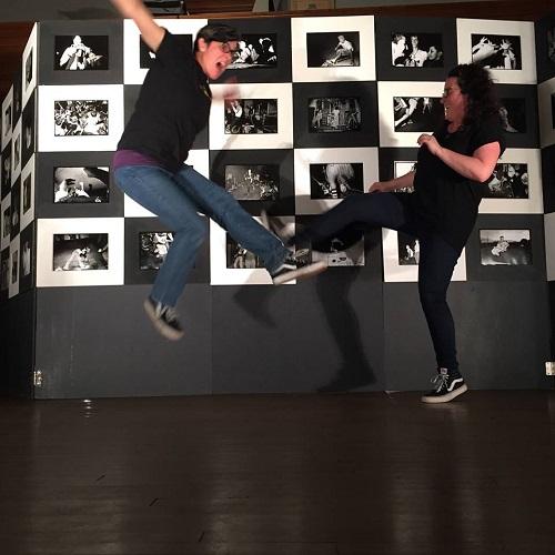 jump at VSW