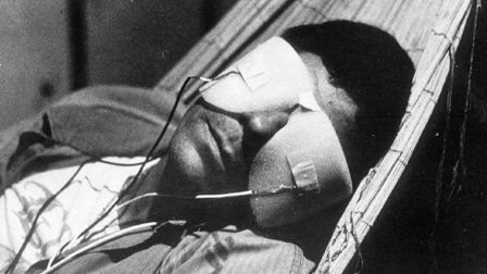 Still from La Jetée, Marker, 1963.