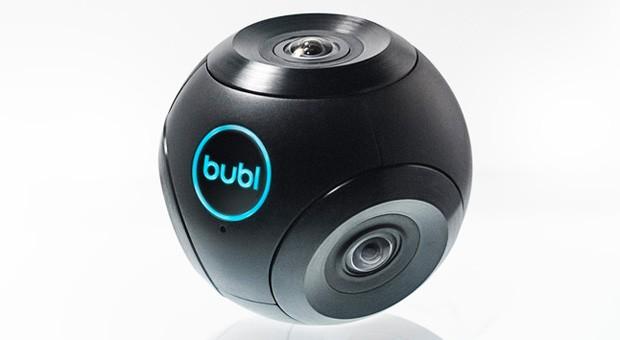 Bubl-camera, 2015.