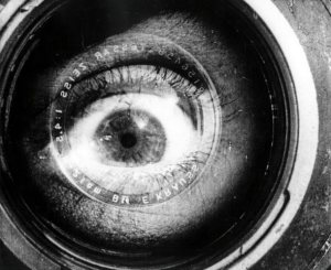 Man with Movie Camera, Vertov.