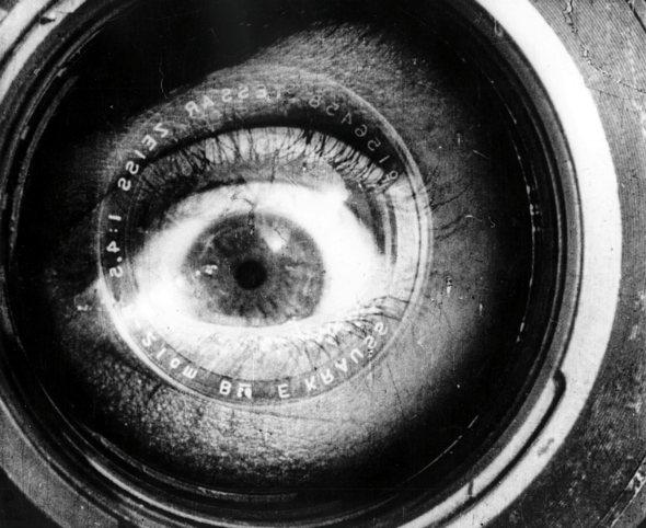 Man with Movie Camera, Vertov.
