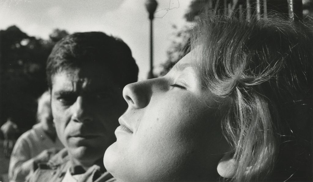 Still from La Jetée, Chris Marker, 1963.